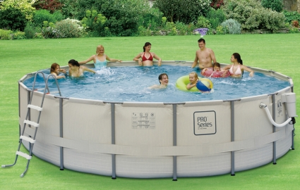 Proseries 24 X 52 Quot Easy Set Up Above Ground Swimming Pool
