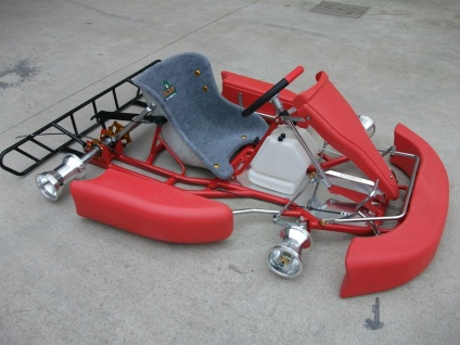 Adult Kart Chassis XR