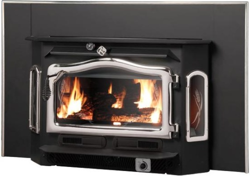 high quality country fireplace insert