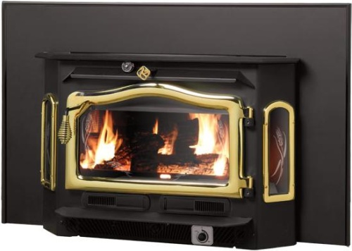 OR CALL (866) 606-3991 - High Quality Country Flame Fireplace Insert