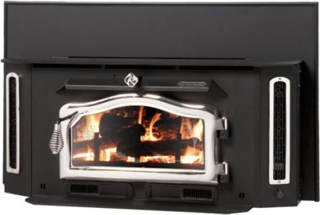 high quality country o2 wood burning fireplace inserts