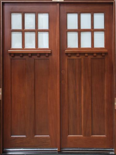 solid wood cherry double 30 exterior door unit wood doors add a touch