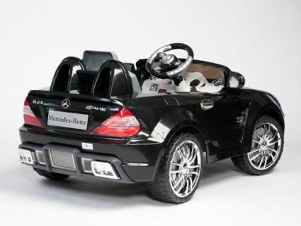 Brand new licensed mercedes benz sl65 power wheel racer for Mercedes benz power wheels car