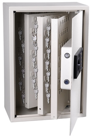 Brand New 2594 Cu. Inches Electronic Digital Safe Key Cabinet Box