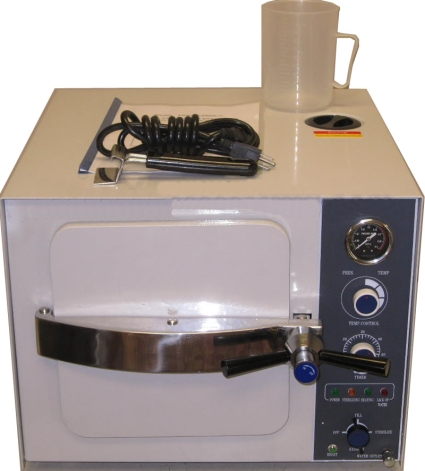 Autoclave sterilizer tattoo pictures to pin on pinterest for Tattoo sterilization equipment