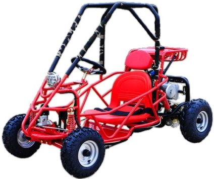 this go kart comes with a