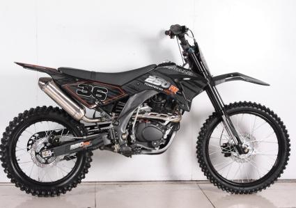 250cc Super Siren 4 Stroke Manual Dirt Bike
