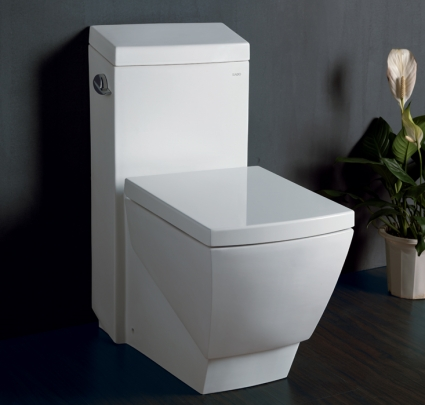 Ariel platinum tb336m contemporary european toilet for Toilets in european bathroom