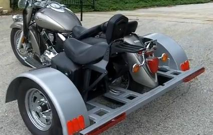 Honda motorcycle trike kit fits all models newest line of trike kits solutioingenieria Choice Image
