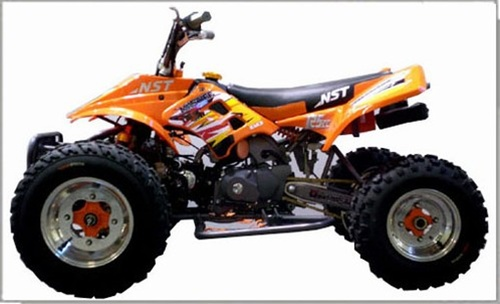 125cc Mini ATV