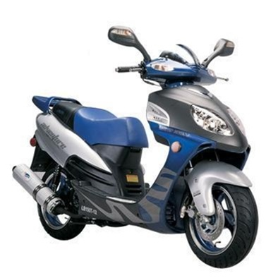 150cc GT Moped