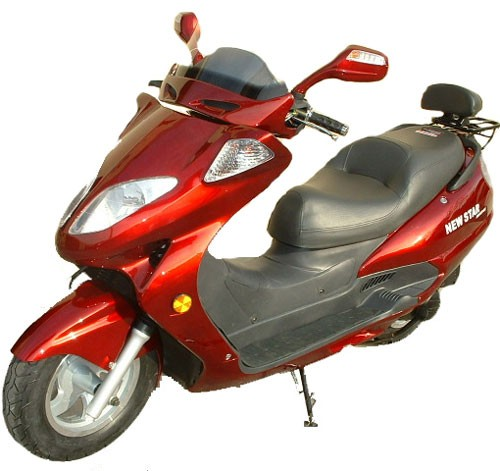 150cc Sport Moped