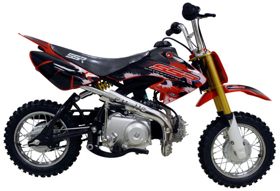 70cc Mini Gas Powered Dirt Bikes receive the cc Dirt Bike