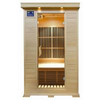 Evansport Luxury 2 Person FAR Infrared Sauna