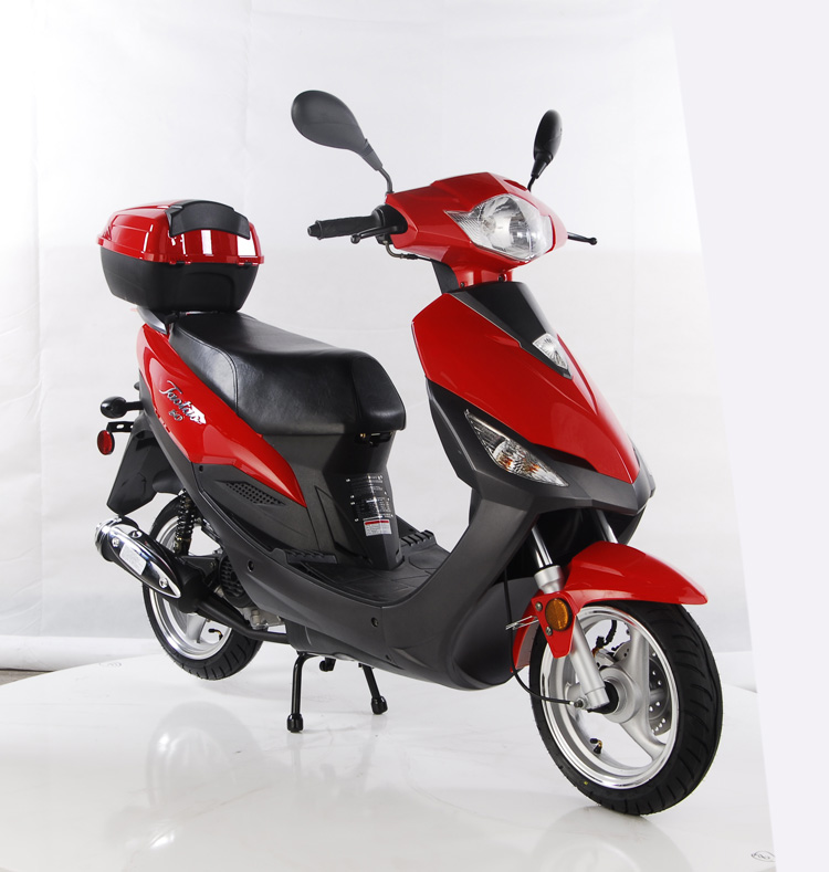 Cheap gas mopeds moped for sale 50cc for Cheap gas motor scooters