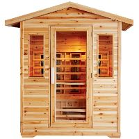 Cayenne 4 Person Infrared Sauna