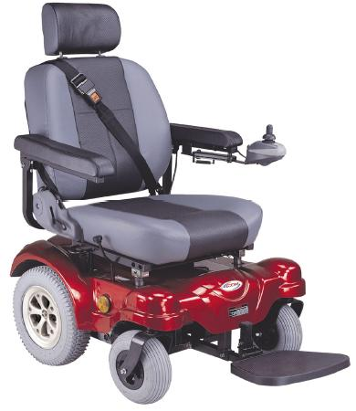 Power Chairs on Power Chairs Keep Getting Better    Battle M S
