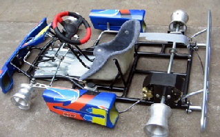 We Have Sold Thousands Of Our Racing Go Karts Over The Last Few Years.  Recently We Have Had Some Requests That We Offer Chassis Kits, Without  Engines, ...