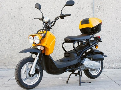 50cc 4 stroke scooter