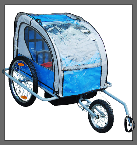 Lowscompfacca Bike Trailer For Baby