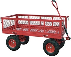 High Quality 1400-Lb Capacity Northern Industrial Jumbo Wagon