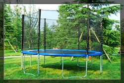 High Quality 15FT Trampoline Net Enclosure at Sears.com