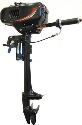 Brand New 2 Hp 2 Stroke Water Cooled Outboard Motor With