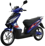 500 Watt Electric Moped