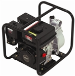 "196cc Gas Powered Centrifugal Water Pump w/ 2"" Diameter Hose System"