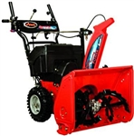 Brand New AMP 24 Electric Two-Stage Snow Blower