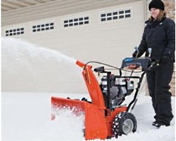 Brand New Compact 22 Snow Blower with 120v Electric Start