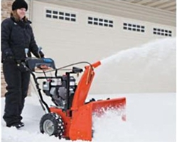 Brand New Compact 24 Snow Blower with 120v Electric Start
