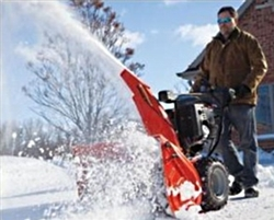 Brand New Professional 36 Electric Start Snow Blower with 342cc Engine