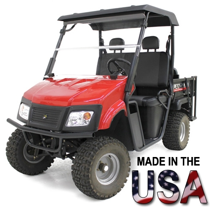 landmaster 48v electric 2wd utility vehicle utv. Black Bedroom Furniture Sets. Home Design Ideas