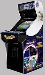 Arcade Legends 3 With 130 Games Including 29 Golden Tee Courses