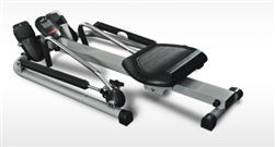 Fold-able Rowing Fitness Exercise Machine