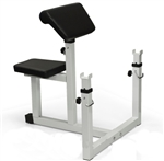 Preacher Curl Weight Lifting Bench