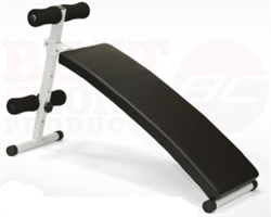 High Quality Portable Curved Ab Situp Decline Bench Decline