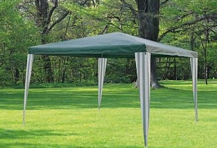 Tent 10x10 Tables Chairs Black