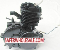 Complete Black 80cc Motor Bicycle Engine Kit at Sears.com
