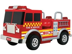 Kalee Fire Truck Power Wheel