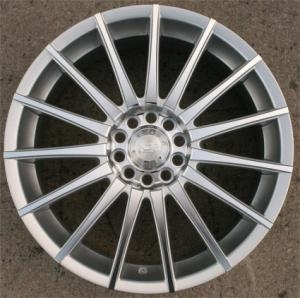 18 Inch Silver Machined Automotive Rims 18 Quot Wheels Set Of 4