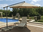 Tobago 10 ft. Octagon Cantilever Umbrella