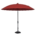 10' Canton Umbrella w/ Collar Tilt