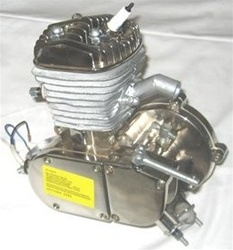 Complete Chrome 80cc Motor Bicycle Engine Kit at Sears.com