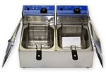 Dual Electric Deep Fryer