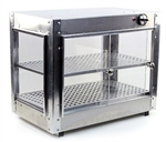 24x15x20 Aluminum Food Warmer Display Case