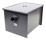 Commercial Grease Trap Interceptor 100 LB 50 GPM