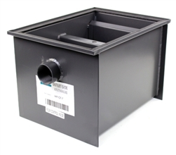 Commercial Grease Trap Interceptor 150 LB 75 GPM