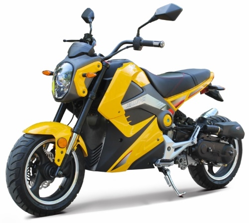 brand new 50cc bullet super bike scooter moped bicycle. Black Bedroom Furniture Sets. Home Design Ideas